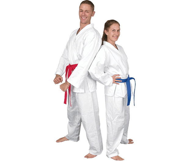 Martial Arts Lessons for Adults in Angleton TX - Man and Women Adult Program Banner