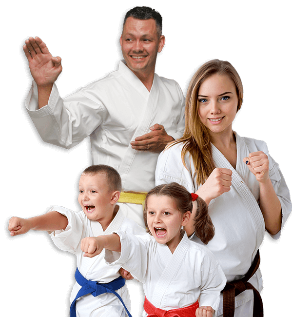 Martial Arts Lessons for Kids in Angleton TX - Kids Adults Group Martial Arts Home Banner